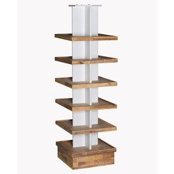 Candle-lite Paulownia Small rack 112 cm